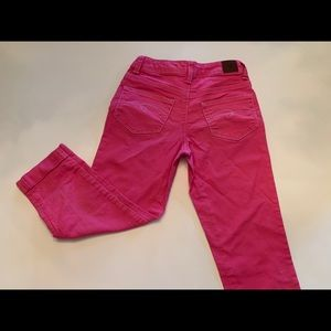 Justice Pink Jeans